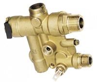 3-ходовой клапан в сборе без байпасного клапана