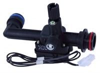 Гидроузел датчик протока с краном подпитки Ace 13-24K/Coaxial 13-24K/Atmo 13-24A (BH1410017A-C) Navien