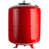 STOUT STH-0006 Расширительный бак на отопление 50 л. (цвет красный)